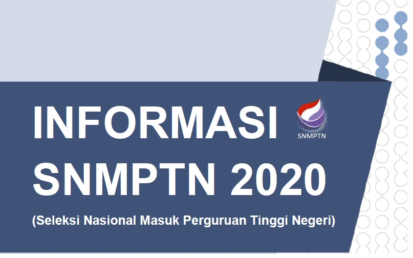 INFORMASI SNMPTN 2020